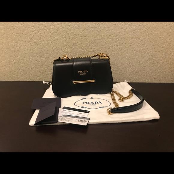 58ada65d1599 Prada Bags | Sidonie Shoulder Crossbody Bag | Poshmark